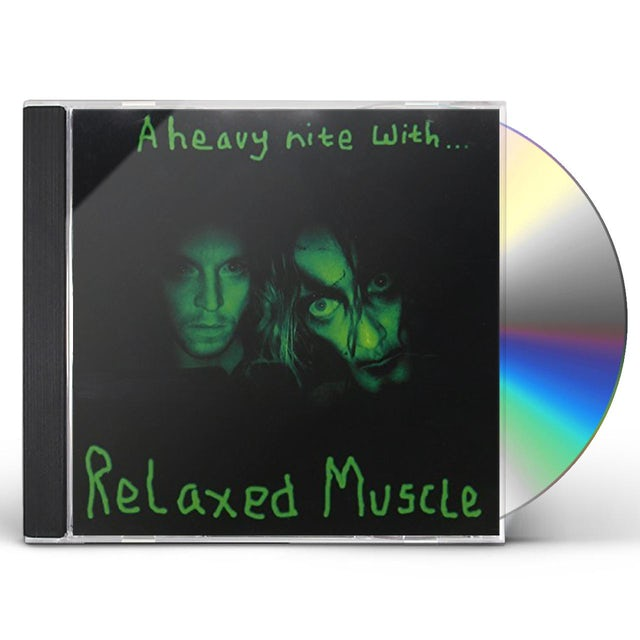 Relaxed Muscle HEAVY NITE WITH CD