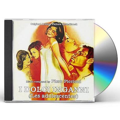 Piero Piccioni I DOLCI INGANNI (LES ADOLESCENTES) / Original Soundtrack CD
