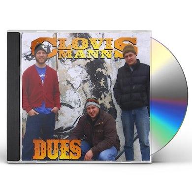 Clovis Mann DUES CD