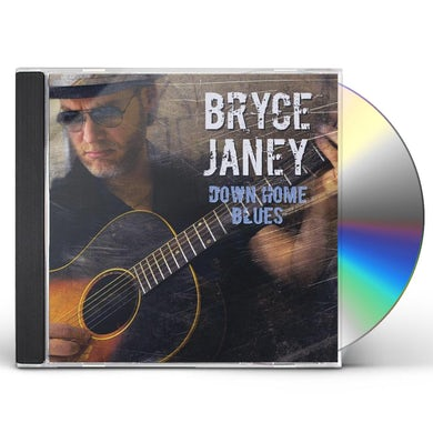 Bryce Janey DOWN HOME BLUES CD