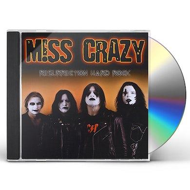 Miss Crazy RESURRECTION HARD ROCK CD
