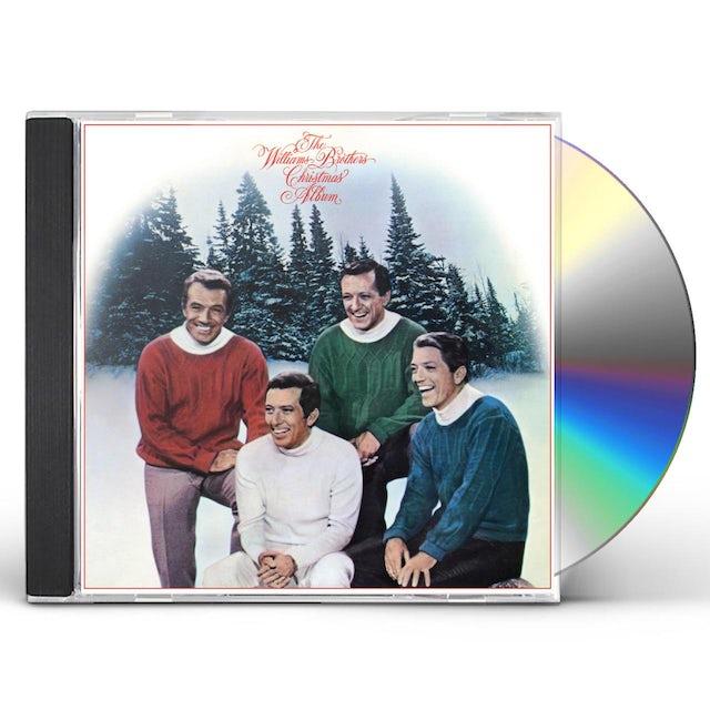 Williams Brothers CHRISTMAS ALBUM CD