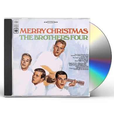 Brothers Four MERRY CHRISTMAS CD