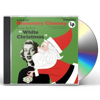 Rosemary Clooney IRVING BERLIN'S WHITE CHRISTMAS CD