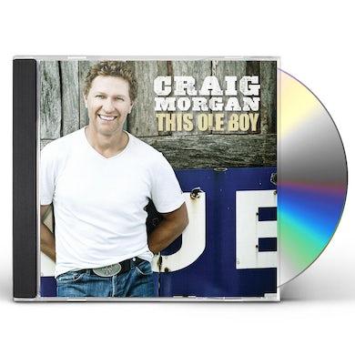 Craig Morgan THIS OLE BOY CD