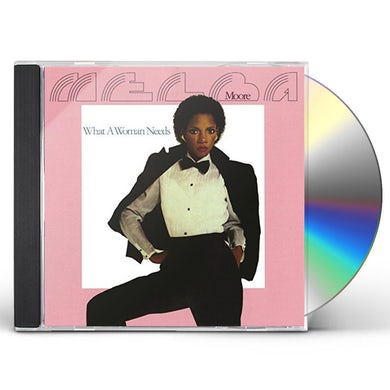 Melba Moore WHAT A WOMAN NEEDS (EXPANDED EDITION) CD