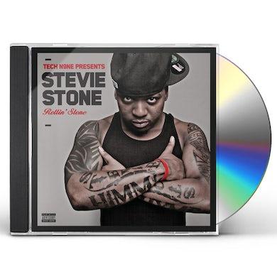 Tech N9Ne ROLLIN STONE CD