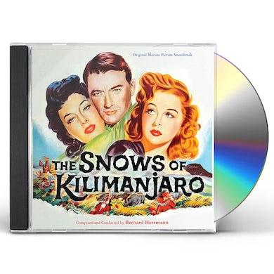 Bernard Herrmann SNOWS OF KILIMANJARO / Original Soundtrack CD