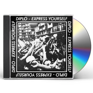 Diplo EXPRESS YOURSELF CD