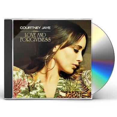 Courtney Jaye LOVE & FORGIVENESS CD
