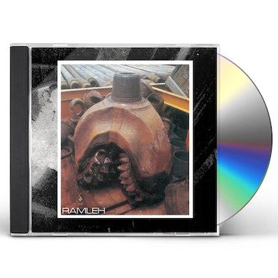 Ramleh Great Unlearning CD