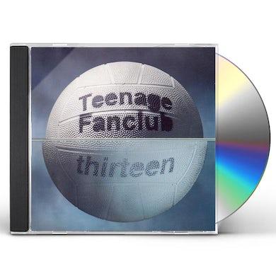 Teenage Fanclub THIRTEEN CD