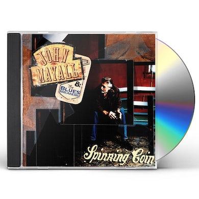 John Mayall SPINNING COIN CD