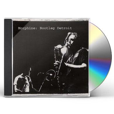 Morphine BOOTLEG DETROIT CD