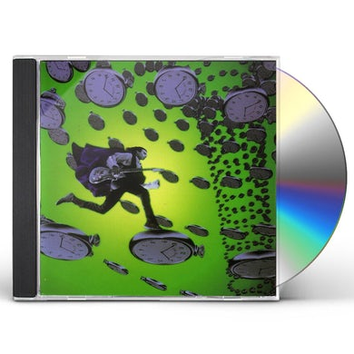 Joe Satriani TIME MACHINE CD