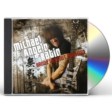 Michael Angelo Batio HANDS WITHOUT SHADOWS CD