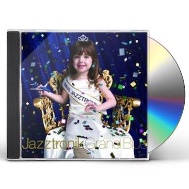 Jazztronik GRAND BLUE CD