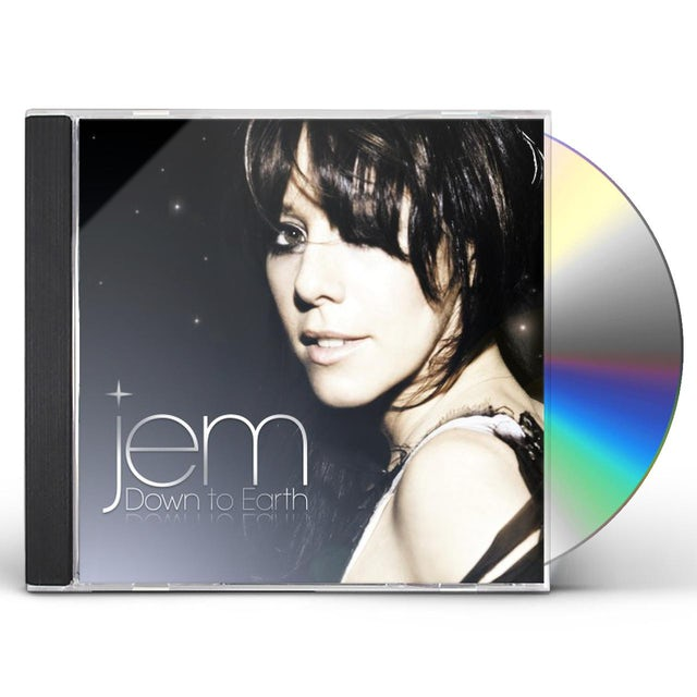 Jem DOWN TO EARTH CD