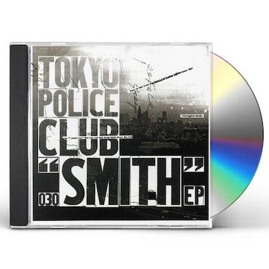 Tokyo Police Club SMITH CD