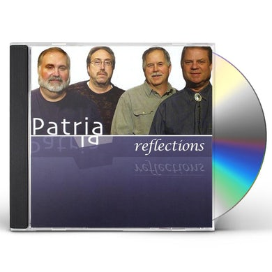 Patria REFLECTIONS CD