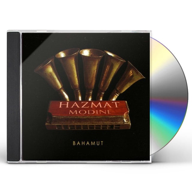 Hazmat Modine BAHAMUT CD