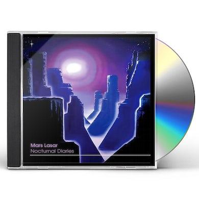 Mars Lasar NOCTURNAL DIARIES CD