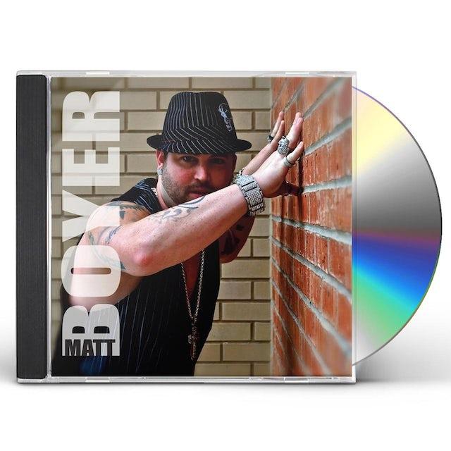 Matt Boyer CD
