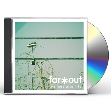 Far Out TEENAGE AFTERLIFE CD