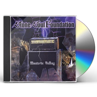 Stone Soul Foundation ELECTRIC VALLEY CD
