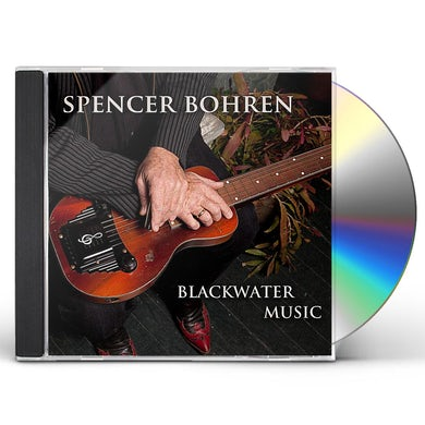 Spencer Bohren BLACKWATER MUSIC CD
