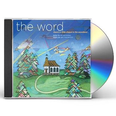 Galt Macdermot THE WORD CD