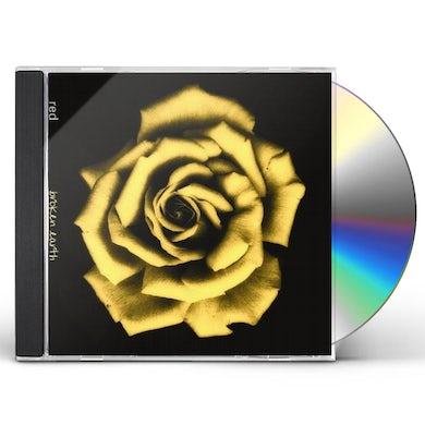 Red BROKEN EARTH CD