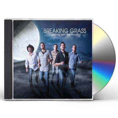 Breaking Grass RUNNING WITH THE MOON CD
