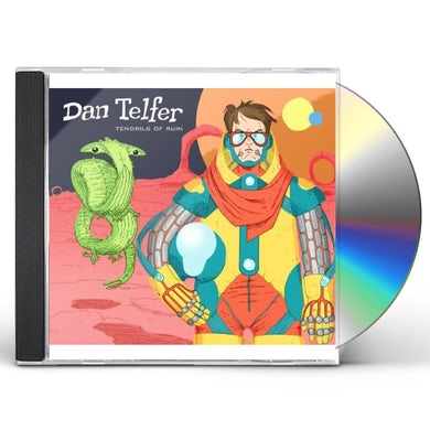 Dan Telfer TENDRILS OF RUIN CD