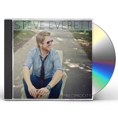 Steve Everett RECIPROCITY CD