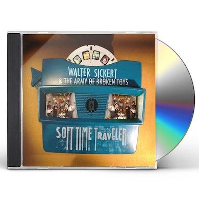 SOFT TIME TRAVELER CD