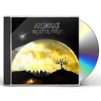 Argaman MY LITTLE FOREST CD