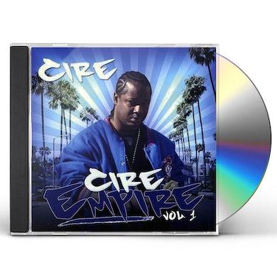 Cire EMPIRE 1 CD