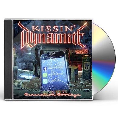 Kissin Dynamite GENERATION GOODBYE CD