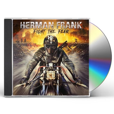 Fight The Fear CD