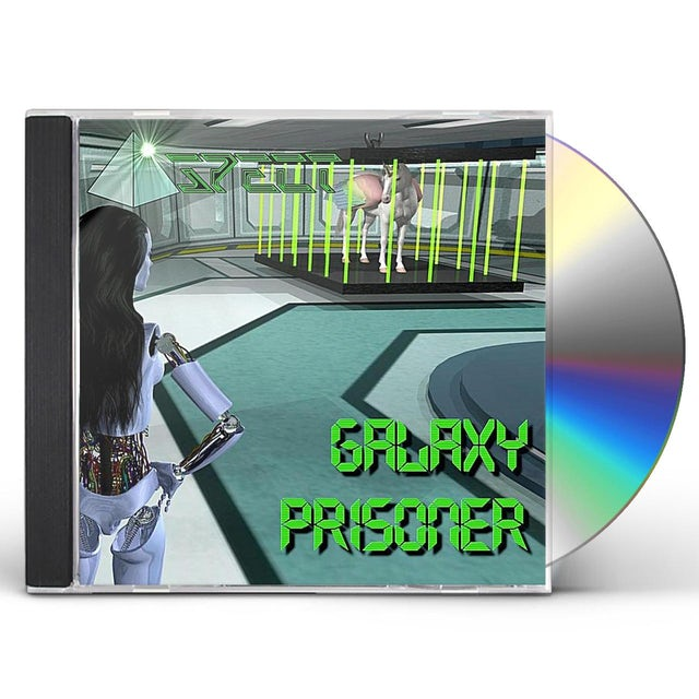 Aspect GALAXY PRISONER CD