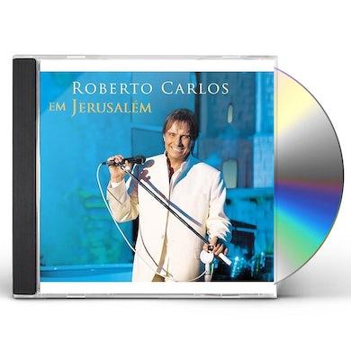 Roberto Carlos AO VIVO EM JERUSALEM CD