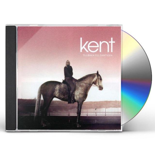 Kent TILLBAKA TILL SAMTIDEN (BACK TO THE CONTEMPORARY) CD