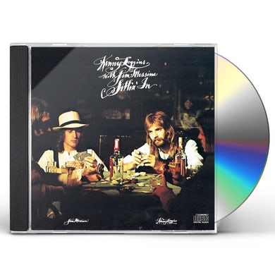 Loggins & Messina SITTIN IN CD