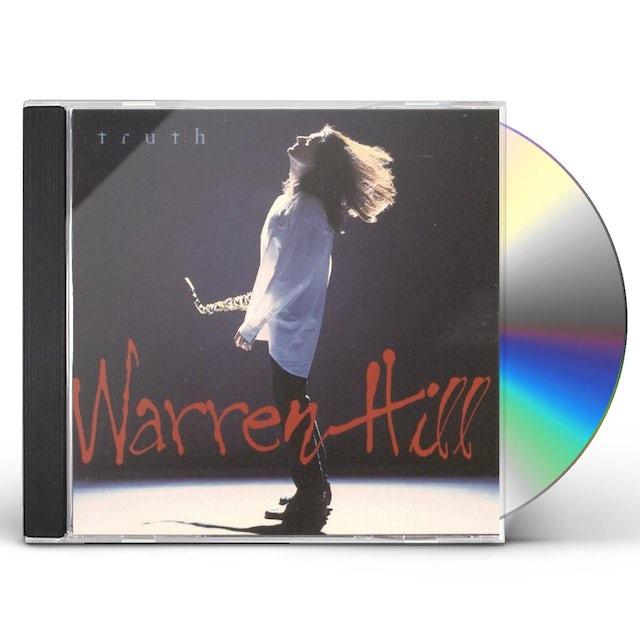 Warren Hill TRUTH CD