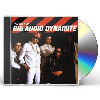 Big Audio Dynamite BEST OF CD