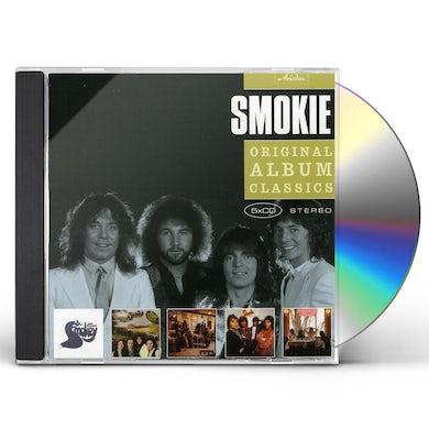 Smokie ORIGINAL ALBUM CLASSICS CD