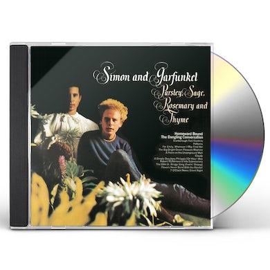 Simon & Garfunkel PARSLEY SAGE ROSEMARY & THYME CD