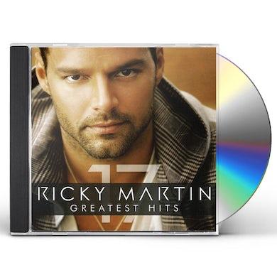 Ricky Martin GREATEST HITS CD