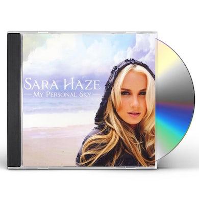 Sara Haze MY PERSONAL SKY CD